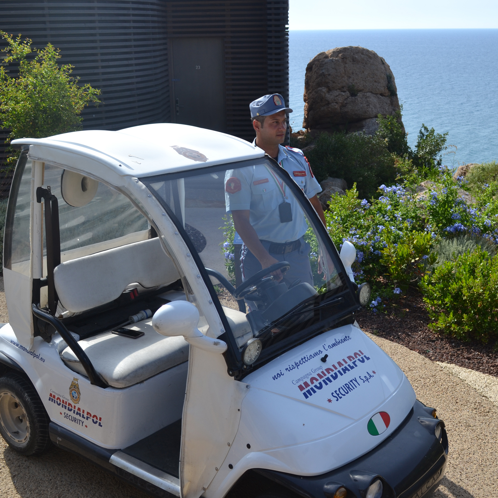 Natural Power e veicoli elettrici azienda