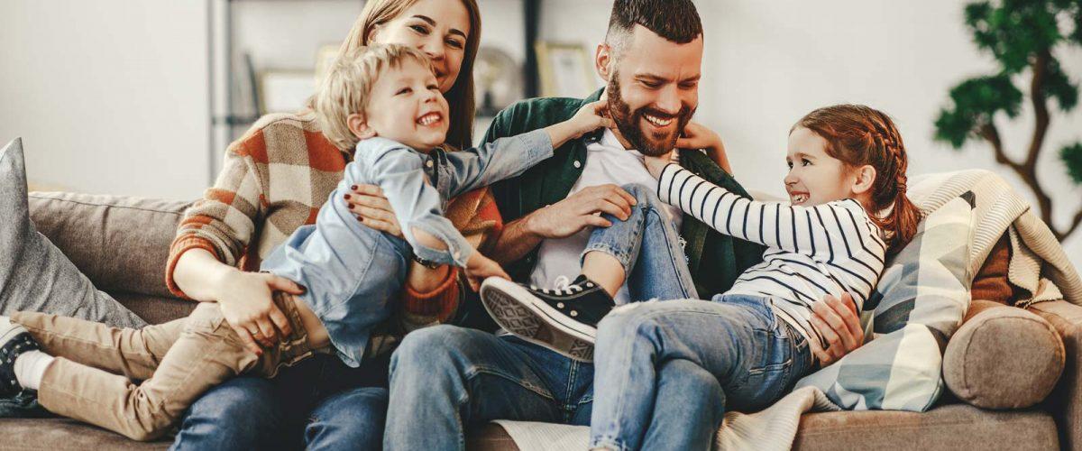 sicurezza per la casa e famiglia